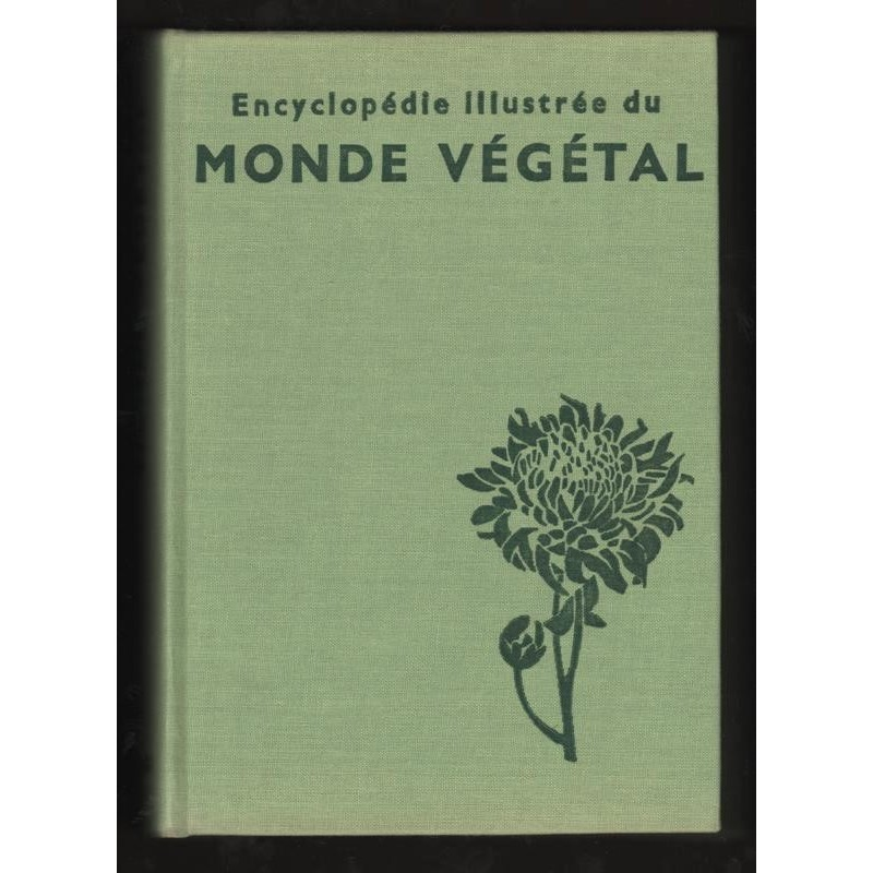 F.A. Novak ENCYCLOPEDIE illustrée du MONDE VEGETAL