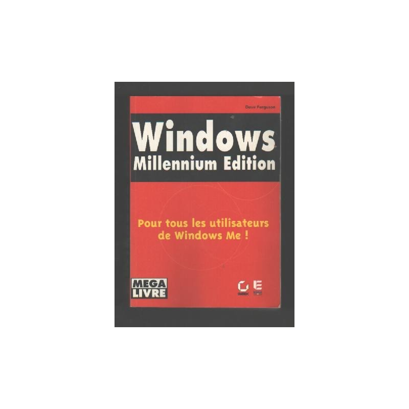 windows millennium edition (Me) Guide Utilisation
