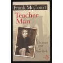 Frank McCourt TEACHER MAN, Un jeune prof à New York éd. Belfond 2006