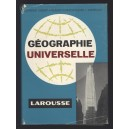 GEOGRAPHIE UNIVERSELLE LAROUSSE 1960 Pierre Deffontaines Tome 3 Seul