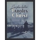 LES PLUS BELLES PAROLES DU CHRIST 1949 Henri WELLENS